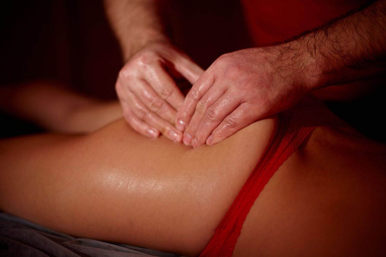 Видео оксана попа массаж мужской видео